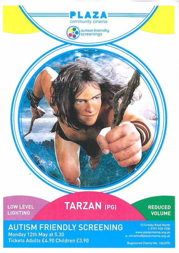 Tarzan Autism and Disability Screening